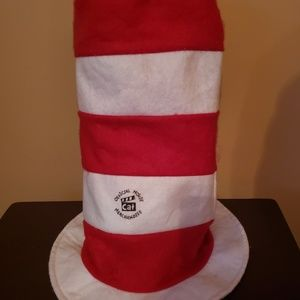 Official Cat in the Hat Prop Costume Party Hat